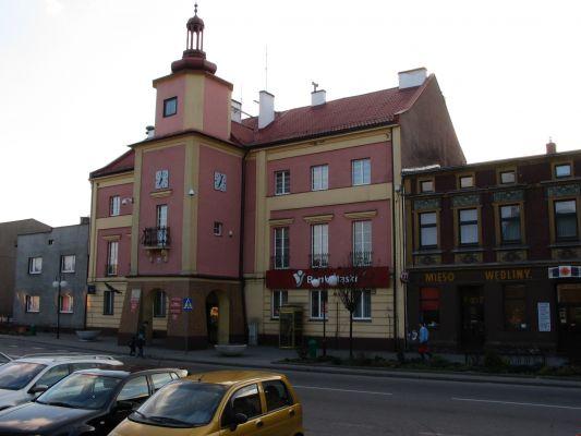 Ratusz w Miasteczku Śląskim