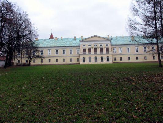 Zamek w Koszęcinie