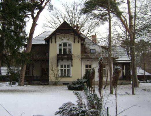"Konstancin-Jeziorna, willa ""Rusałka"""