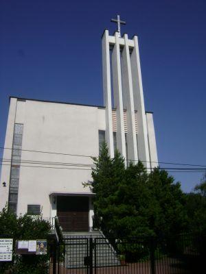 Kościół pw. Świętej Bożej Rodzicielki Maryi w Konstancinie-Jeziornej