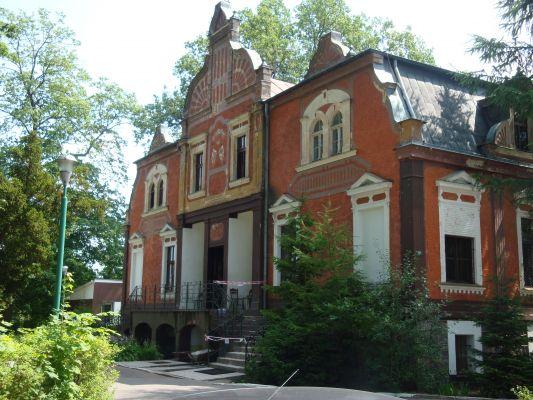 Pałac w Lubuczewie