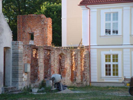 Pałac w Wolini