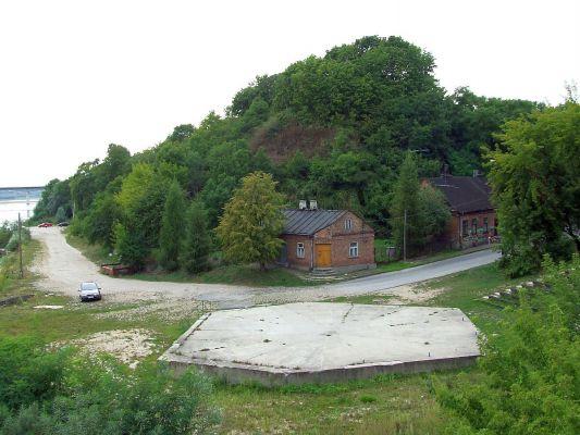 Góra Zamkowa w Wyszogrodzie