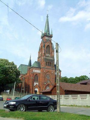 Kościół na Żbikowie - Pruszków