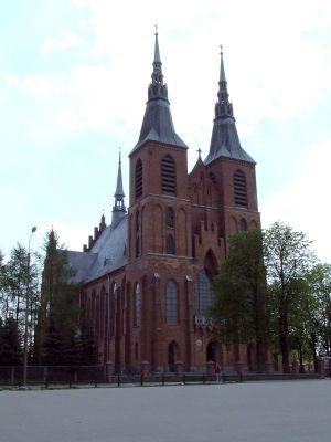 Kościół pw. Najświętszego Serca Jezusa w Rzekuniu