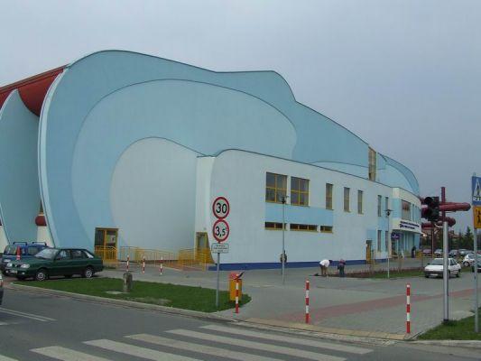 Łomianki - centrum sportowe (ICDS)