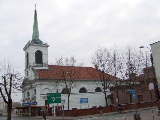 Nowy Dwór Mazowiecki, kościół pod wezwaniem św. Michała Archanioła
