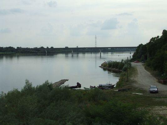 Nowy most w Wyszogrodzie