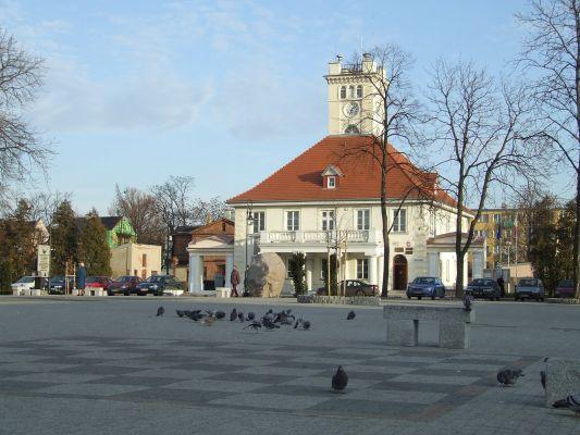 Ratusz w Błoniu