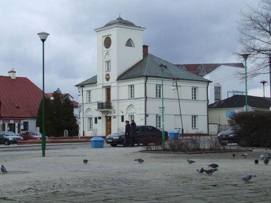 Ratusz w Piasecznie