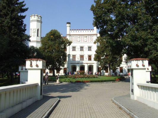 Starawieś  - Pałac Radziwiłłów