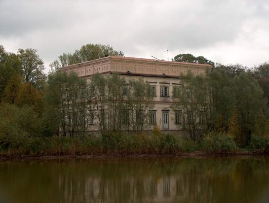 Zamek bastionowy Firlejów, Czemierniki