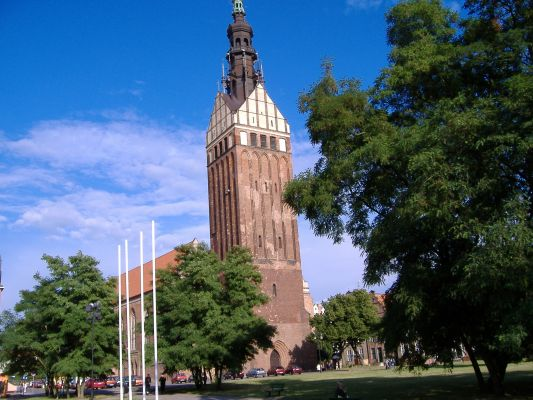 Katedra w Elblągu