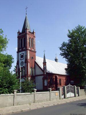Kościół św. Jana Chrzciciela w Cegłowie (mariawici)