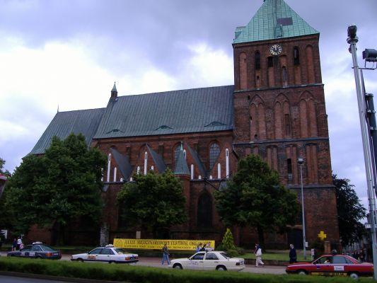 Koszalińska katedra