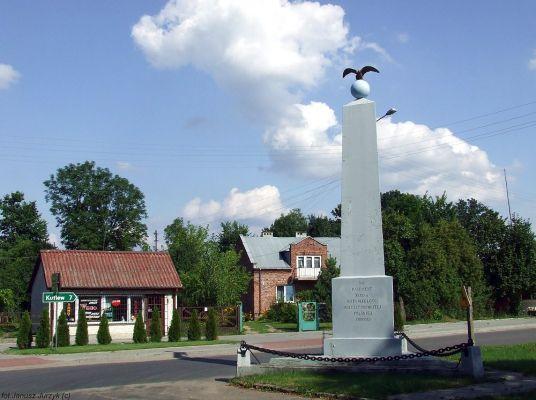 Pomnik Niepodległości w Cegłowie