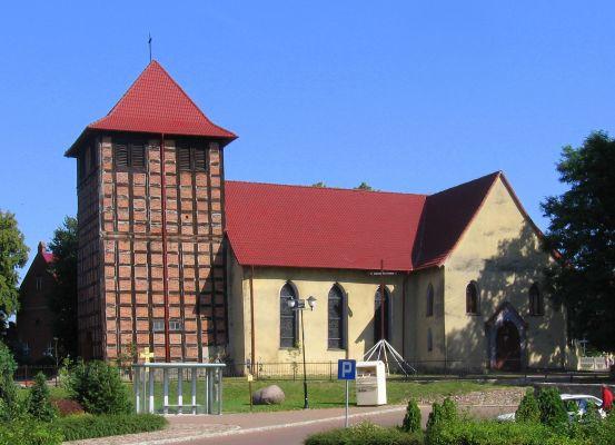 Kościół pw. Matki Boskiej Nieustającej Pomocy w Drawnie