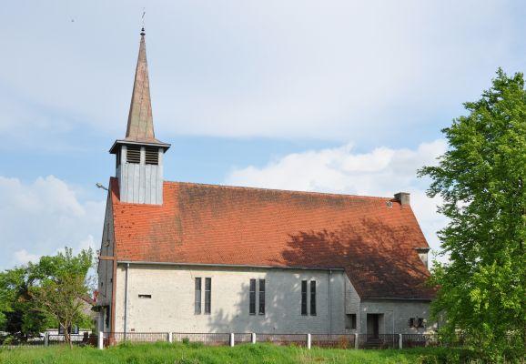 Kościół pw. św. Franciszka Ksawerego w Kuźnicy Czarnkowskie