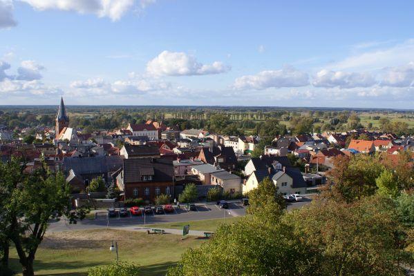 Panorama Czarnkowa