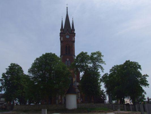 Bazylika mniejsza św. Marii Magdaleny i św. Stanisława w Szczepanowie