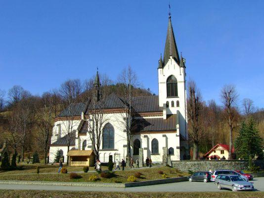 Kościół w Laskowej