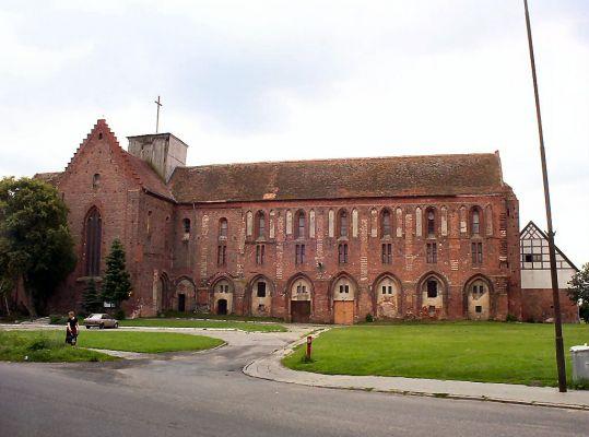 Kołbacz - kościół cystersów