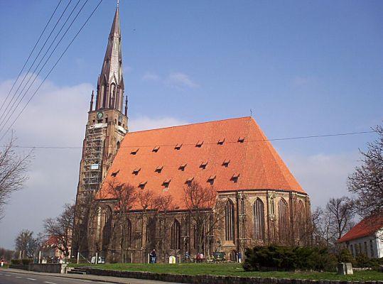 Kościół Mariacki w Chojnie