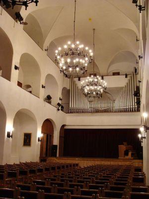Zamek Książąt Pomorskich w Szczecinie - Sala Bogusława