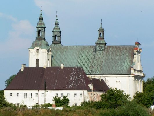 Kościół i klasztor bernardynów w Kole