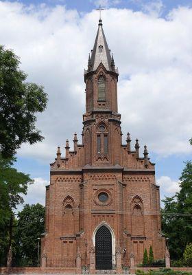 Kościół Niepokalanego Poczęcia NMP w Krzymowie