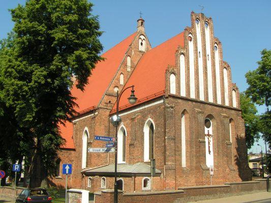 Kościół pw. Podwyższenia Świętego Krzyża w Kole