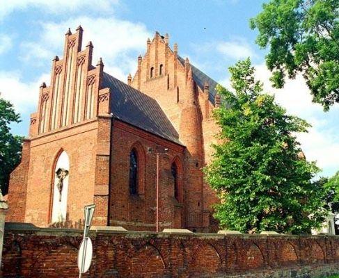 Kościół Świętego Stanisława Biskupa w Brześciu Kujawskim