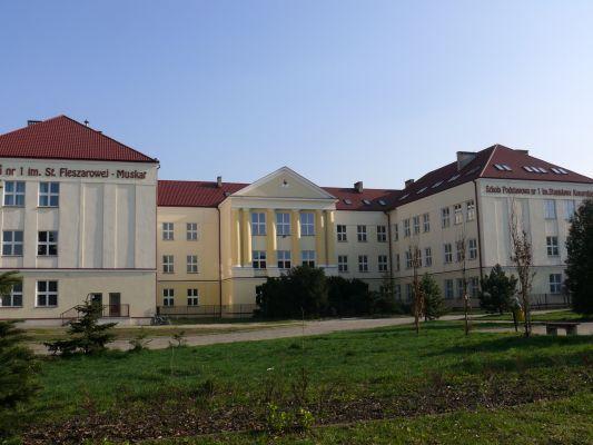 Szkoła Podstawowa nr 1 i Gimnazjum nr 1 w Kole
