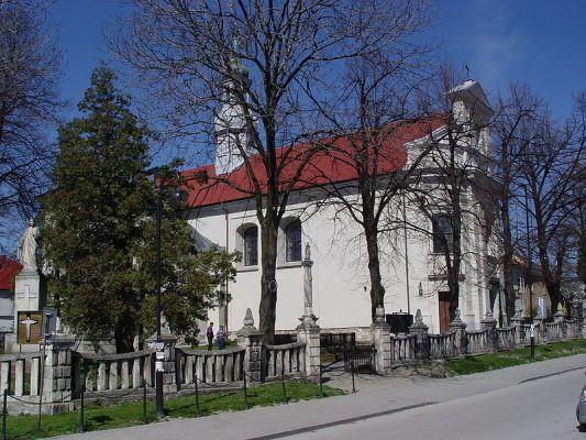 Kościół Niepokalanego Poczęcia Najświętszej Marii Panny