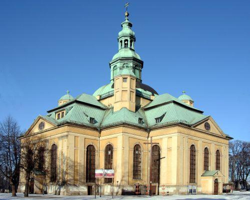 Kościół Podwyższenia Krzyża Św. w Jeleniej Górze