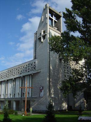 Kościół św. Michała Archanioła w Sopocie - Karlikowie