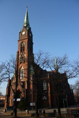 Chorzów - Batory (d. Wielkie Hajduki) Kościół NMP
