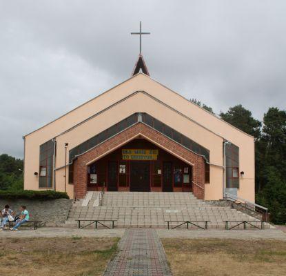 Jantar, Kościół NMP Matki Kościoła