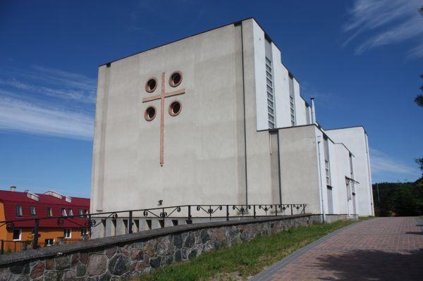 Kościół św. Floriana w Kolbudach