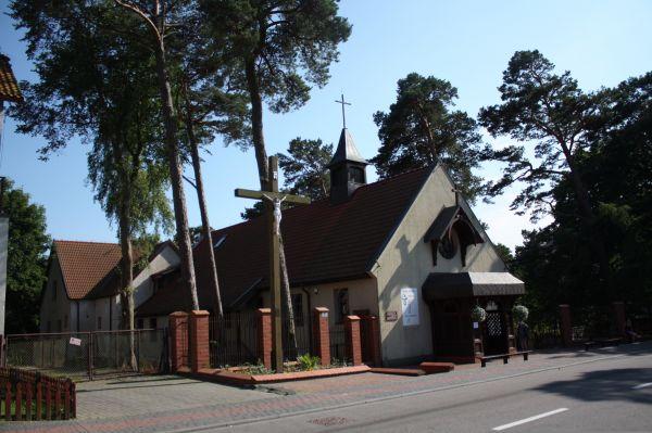 Kościół w Krynicy Morskiej