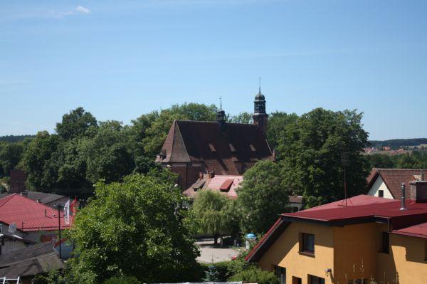 Żukowo, kościół Wniebowzięcia Marii Panny