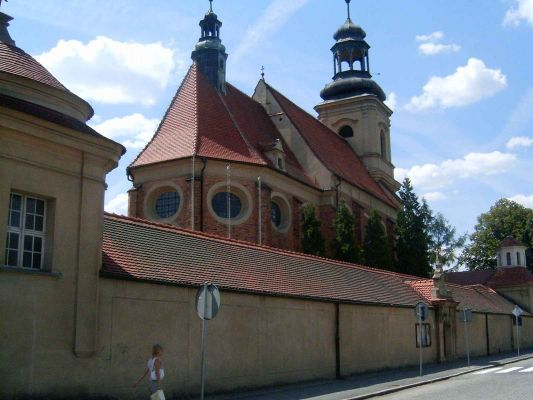 Klasztor Ojców Franciszkanów we Wschowie