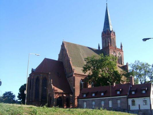 Kościół Macierzyństwa Najświętszej Marii Panny w Trzebiatowie