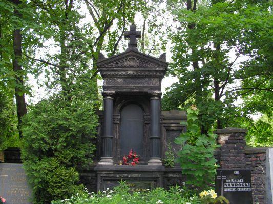 Grobowiec z XIX wieku