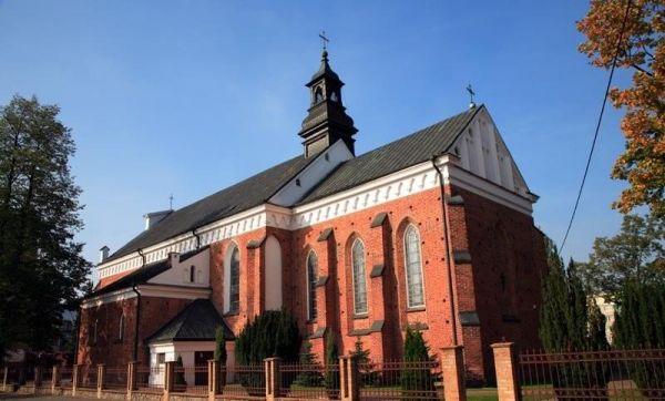 Kościół farny w Przasnyszu