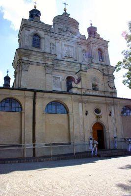 Kościół Wniebowzięcia Najświętszej Maryi Panny w Opolu Lubelskim