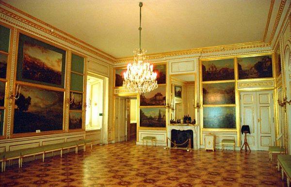 Sala Canaletta - Zamek Królewski w Warszawie