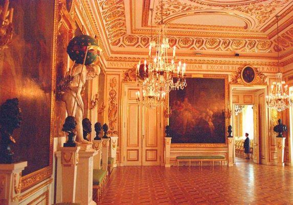 Sala Rycerska - Zamek Królewski w Warszawie