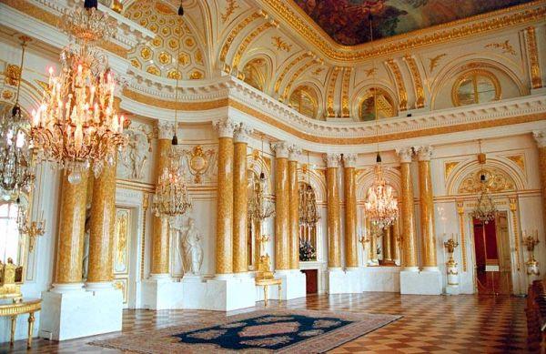 Sala Wielka - Zamek Królewski w Warszawie