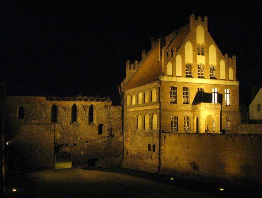 Dwór Bractwa Świętego Jerzego w Toruniu